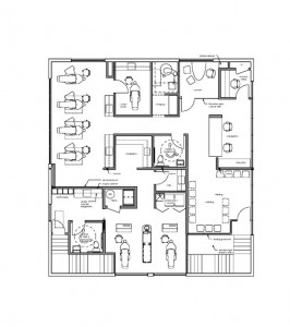 2013 05 29 - Orthodontics, Inc - Flagstaff - Schematic Design - Option III