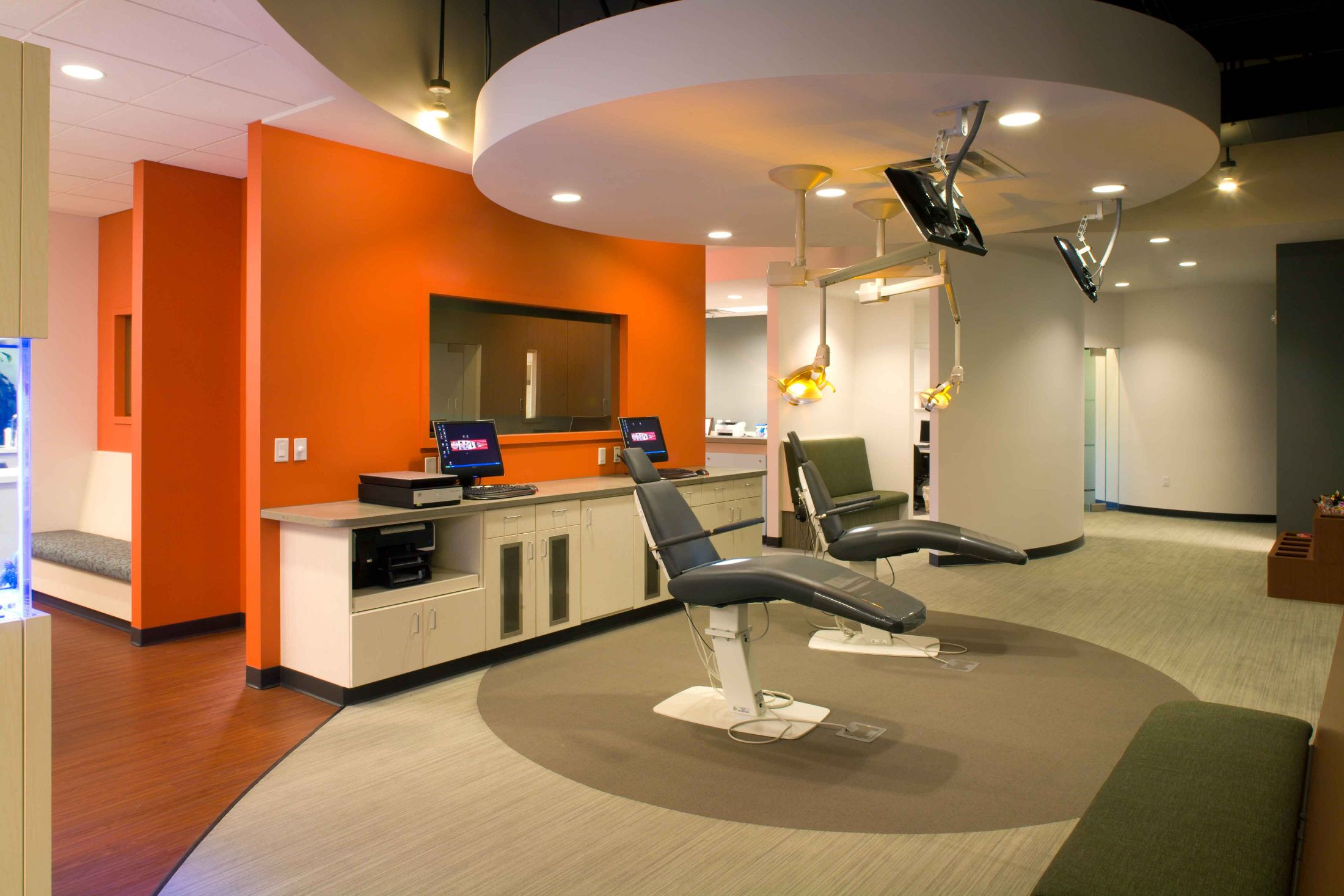 Colorado Kids Pediatric Patient Area