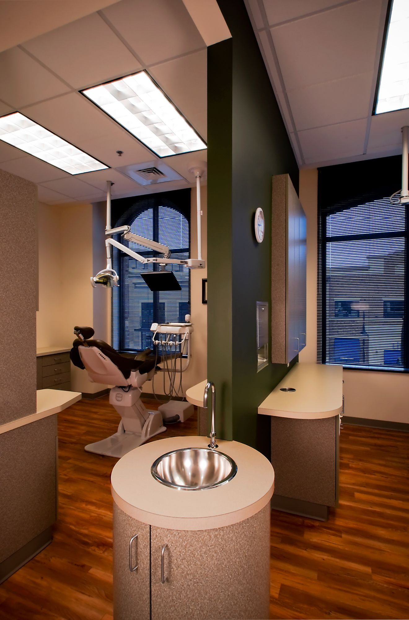Ginther Family Dentistry Patient Area