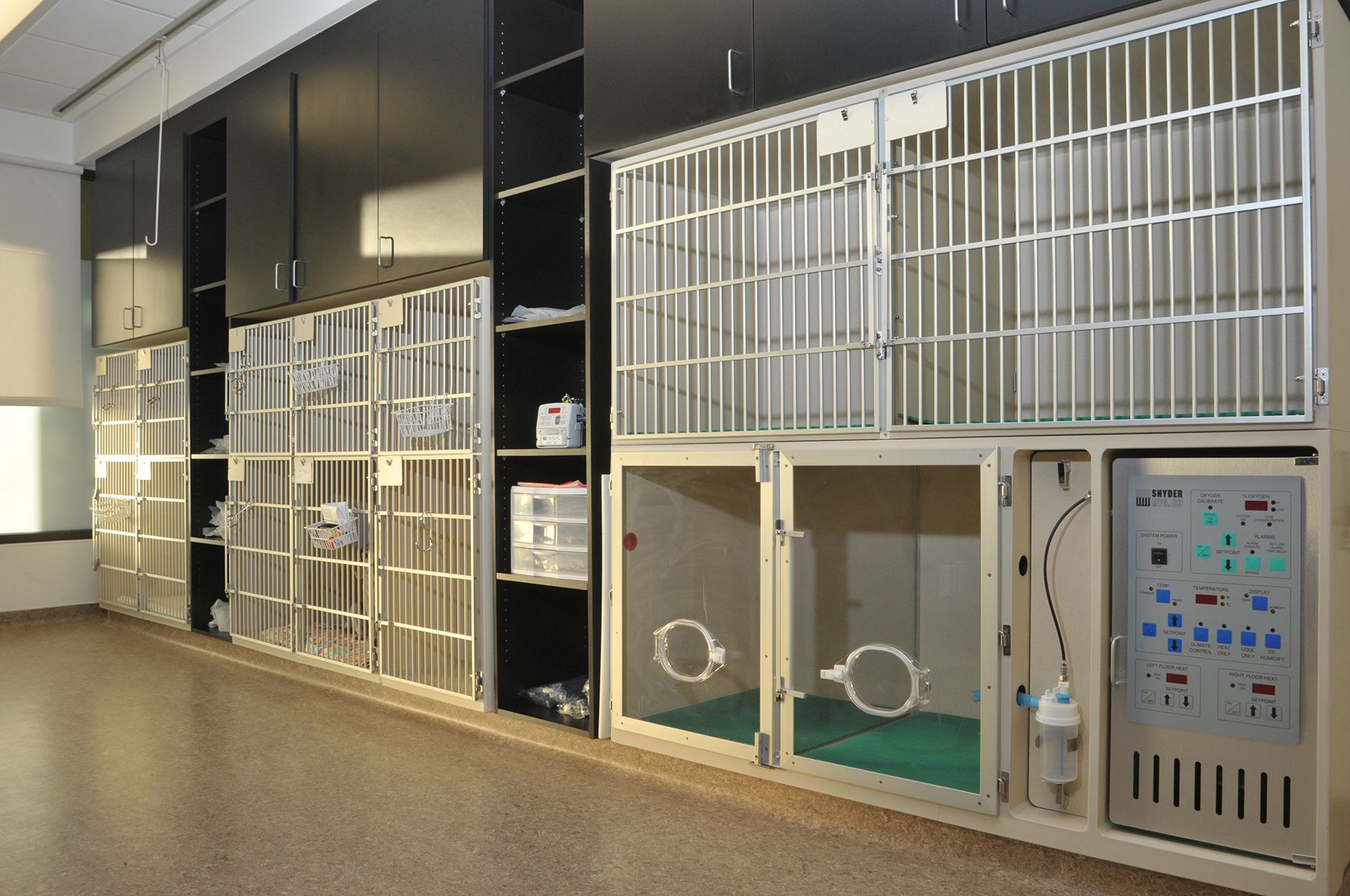 Hampden Pet Hospital Kennels