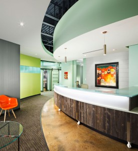 Angela S Evanson Waiting Area