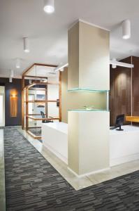 Corson Dentistry Reception