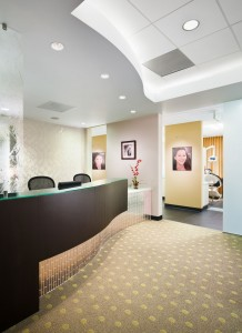 Cosmetic Dentistry of CO Reception