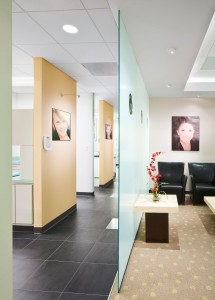 Cosmetic Dentistry of CO Waiting Area