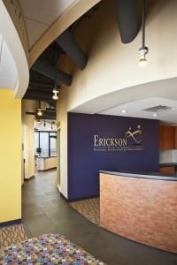 Erickson Pediatric Reception