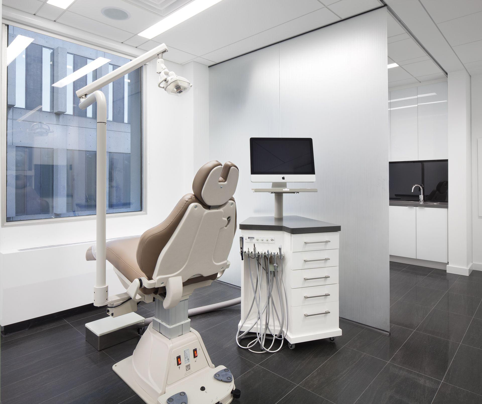 Freeman Ortho Patient Area