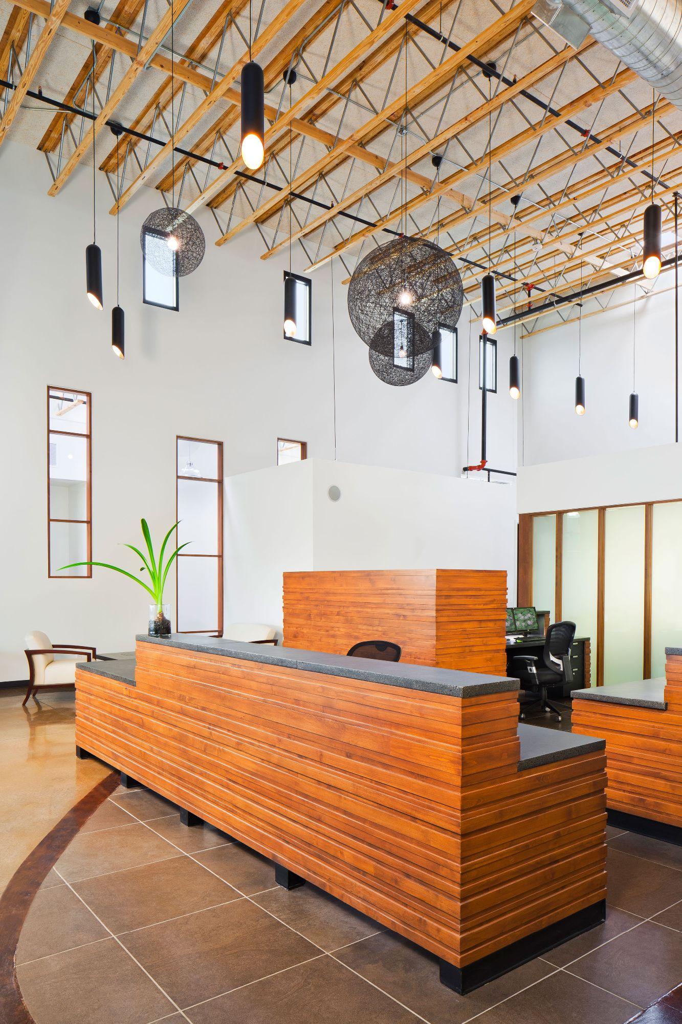 Golden Center Reception Front