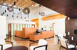 Golden Center Waiting Room