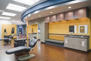Prarie Hawk Patient Area