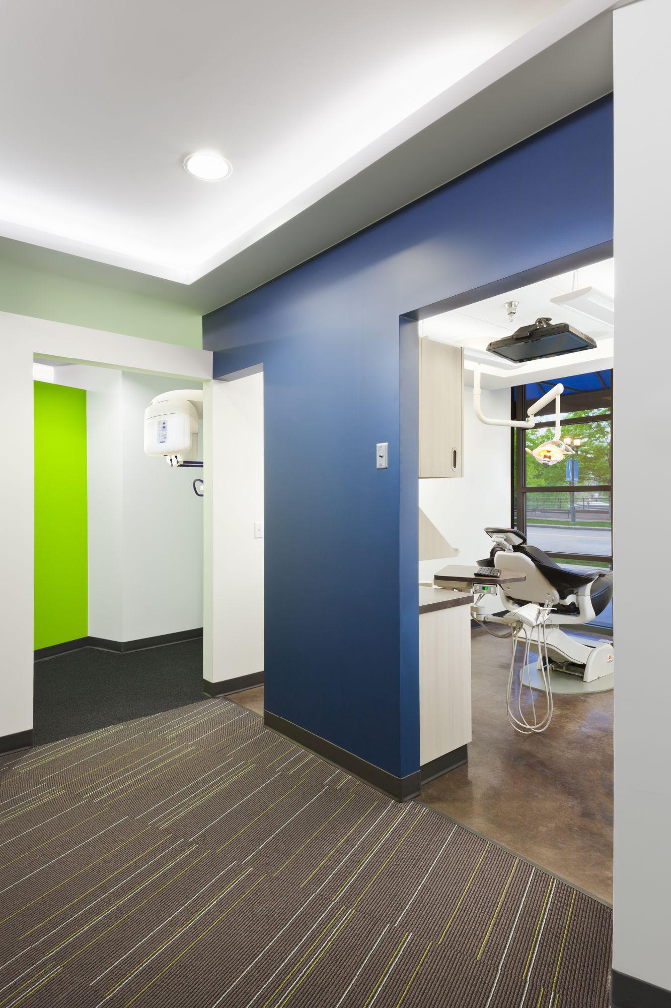 Riverfront Dental Patient Area