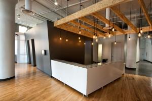 Uptown Orthodontics Saskatoon office