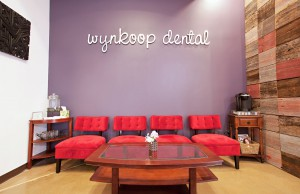 Wynkoop Dental Lobby