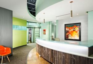 Angela Evanson Reception Area