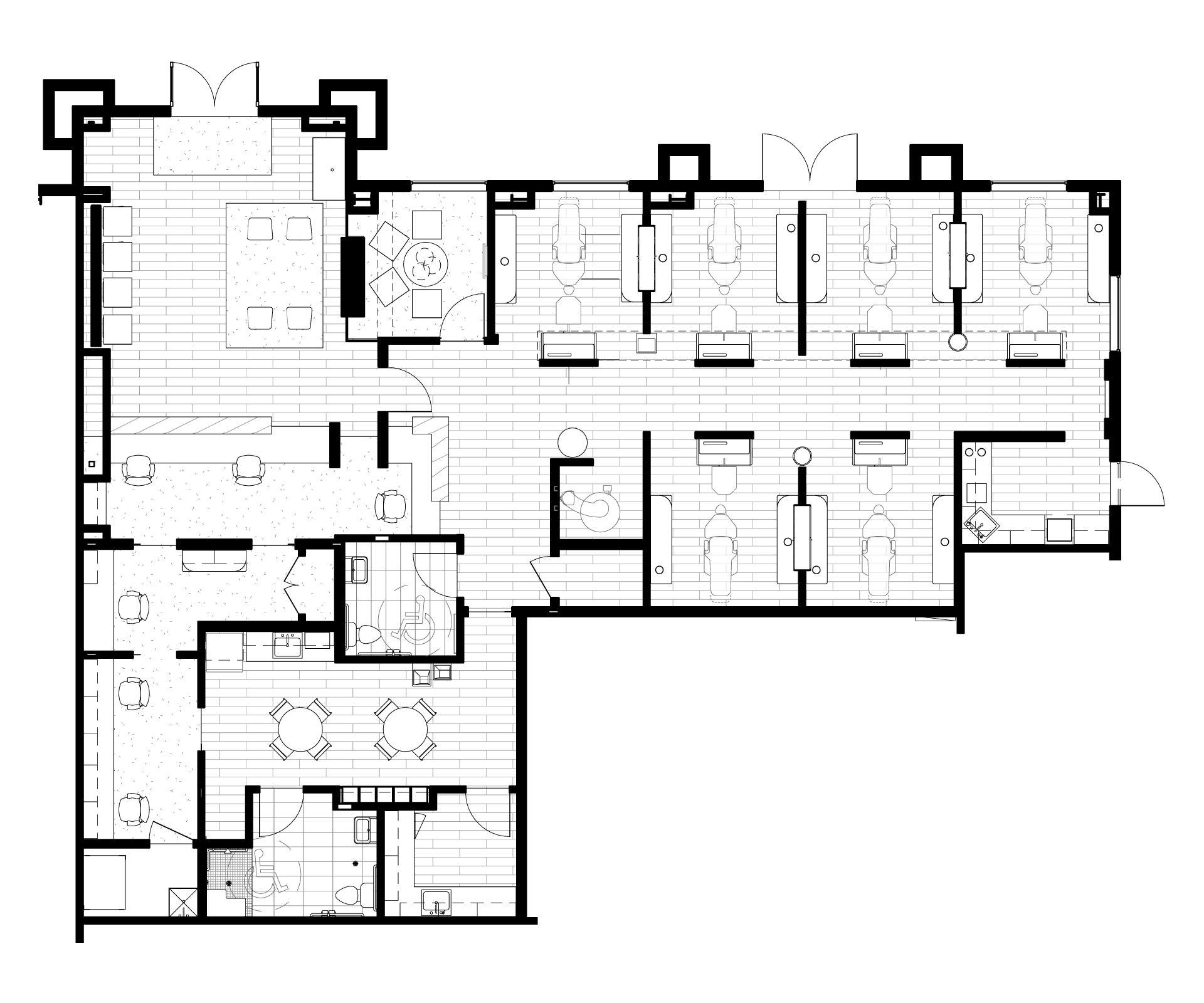 Dentistry at Golden Ridge - Floor Plan