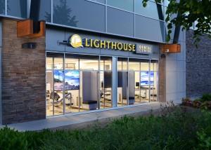 Lighthouse Dental - Street View