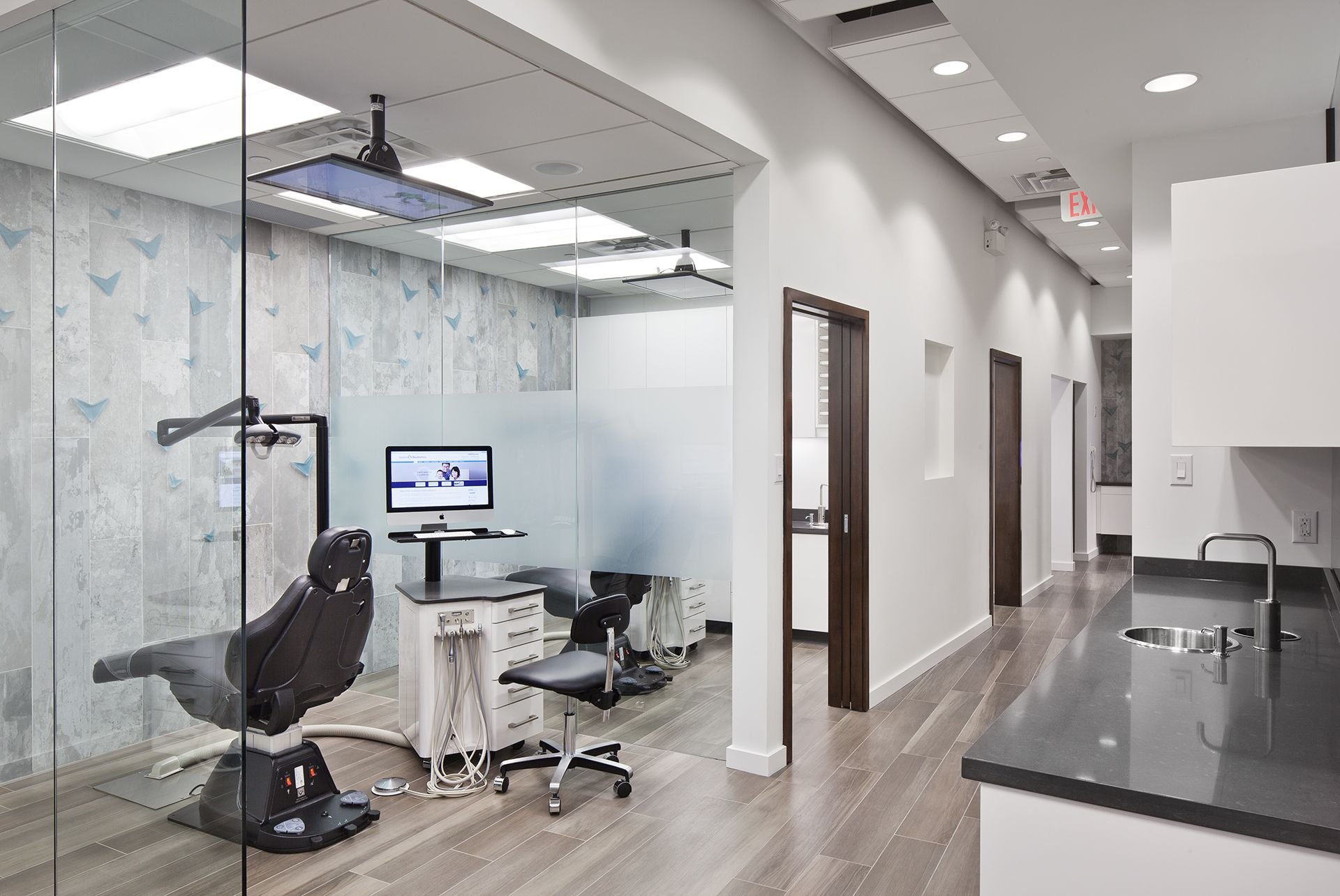 Tasios Orthodontics - Treatment Hall