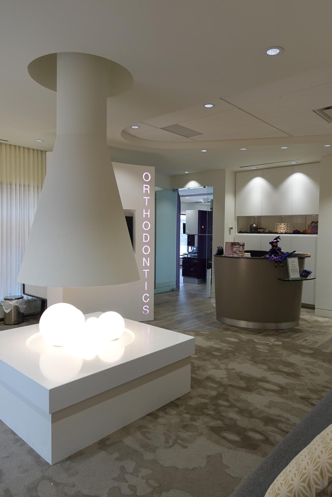 orthodontic office design calgary alberta joearchitect
