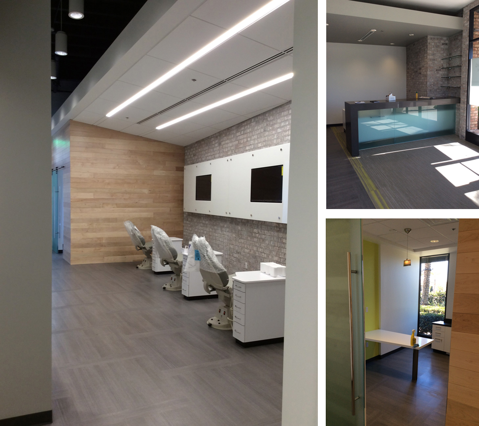 Orthodontic Office Design Simply Orthodontics Completed