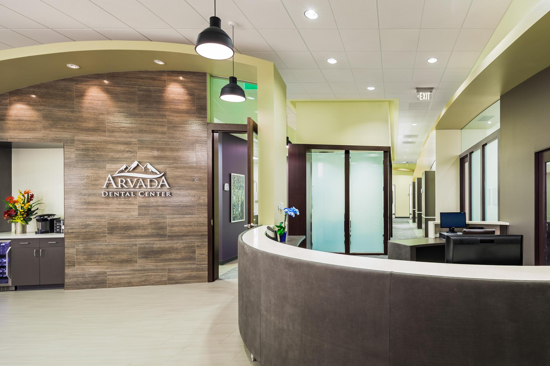Arvada Dental Center Office Design By JoeArchitect