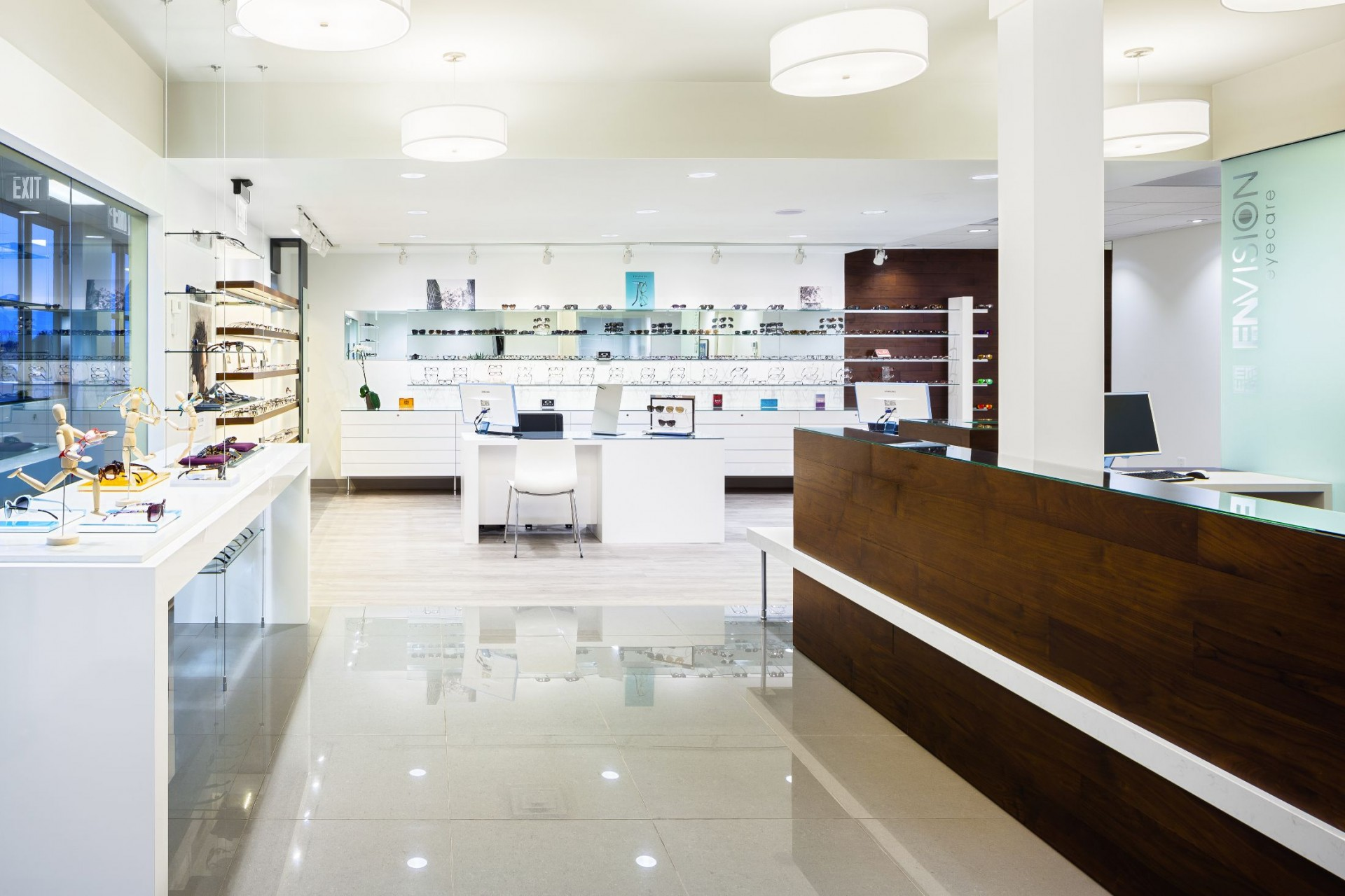 envision eyecare marks joearchitect s first venture in optical