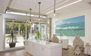 orthodontic office design - mccomb orthodontics - open bay 1